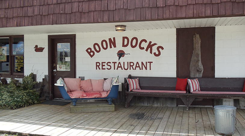 Boondocks Restaurant