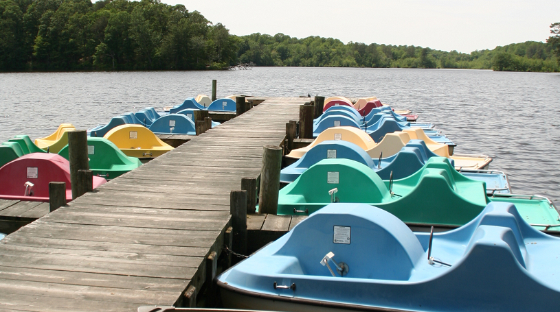 Killens Pond State Park & Water Park