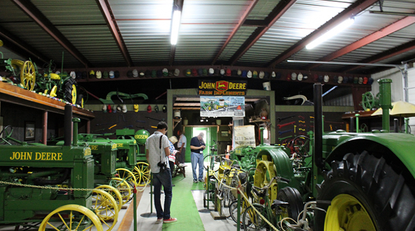 Messick Agriculture Museum