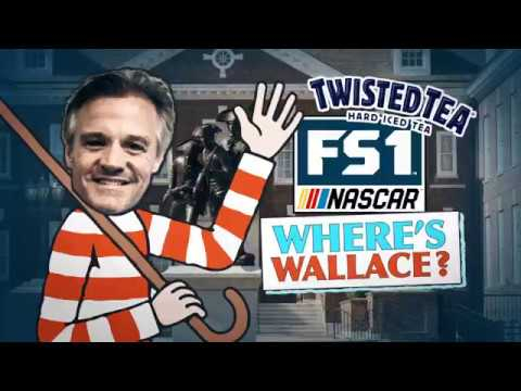 Where's Wallace? Segment with Kenny Wallace at Dover Days Festival