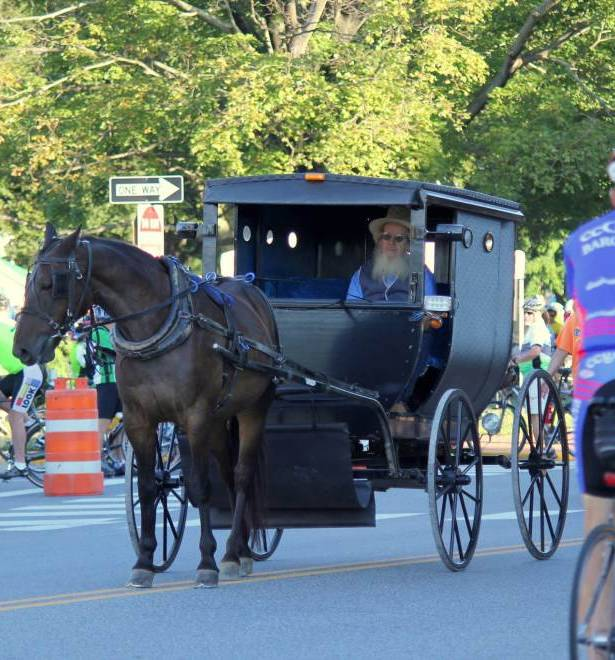 Annual Amish Country Bike Tour