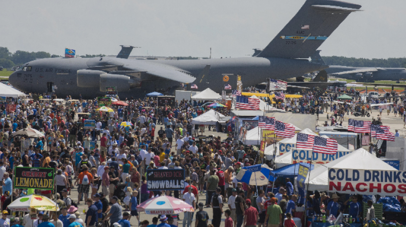 Mcconnell Afb Air Show 2020.Thunder Over Dover Air Show Visit Delaware Villages Events